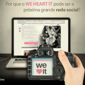 We heart it: a próxima grande mídia social?